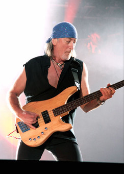 Roger Glover, Deep Purple. London