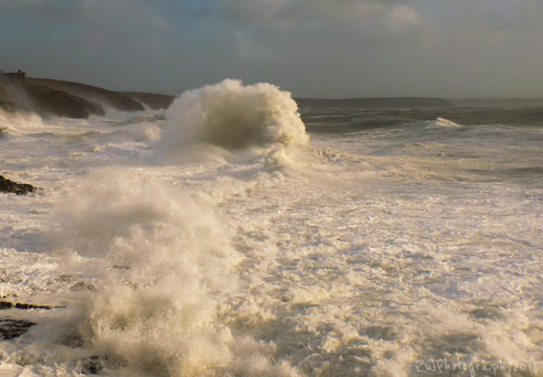 Big Wave, Porthleven