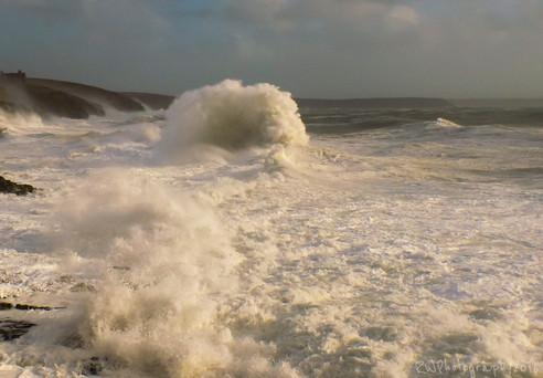 Big Wave, Porthleven