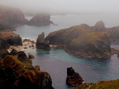 Kynance In The Mist