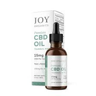 JOYS Naturals 450mg CBD Oil( 15 mg per serving) Broad Spectrum