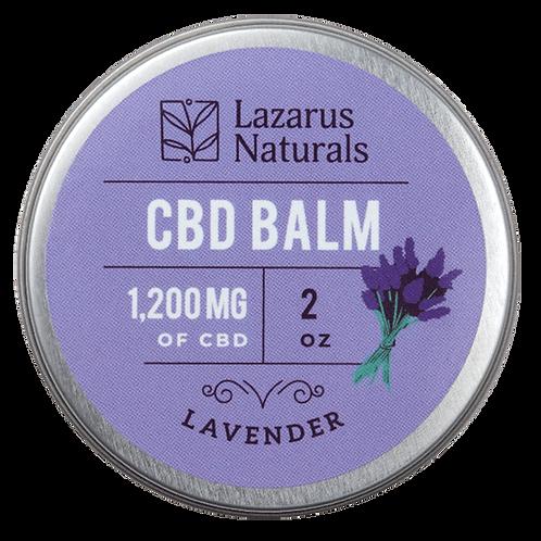 Lavender CBD Balm 1200 MG CBD