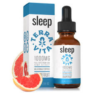 Terra Vita Sleep CBD 1000 mg