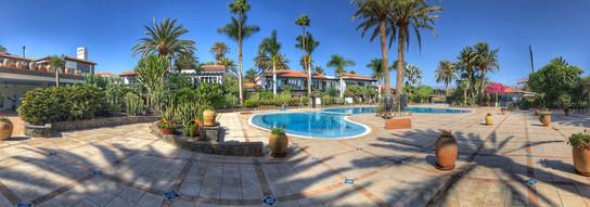 SEA SIDE GRAN HOTEL solarium 2