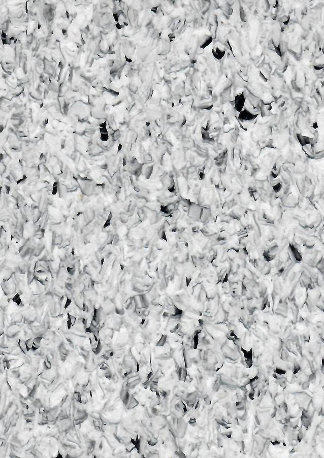 Piso en rollo conductivo Blanco