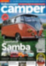Multi-page magazine feature