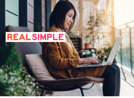 RealSimple: Pro Tips for Networking Remotely Right Now