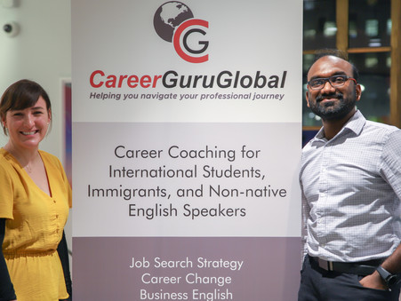 Job Search TIP #1 for International Students and New Immigrants