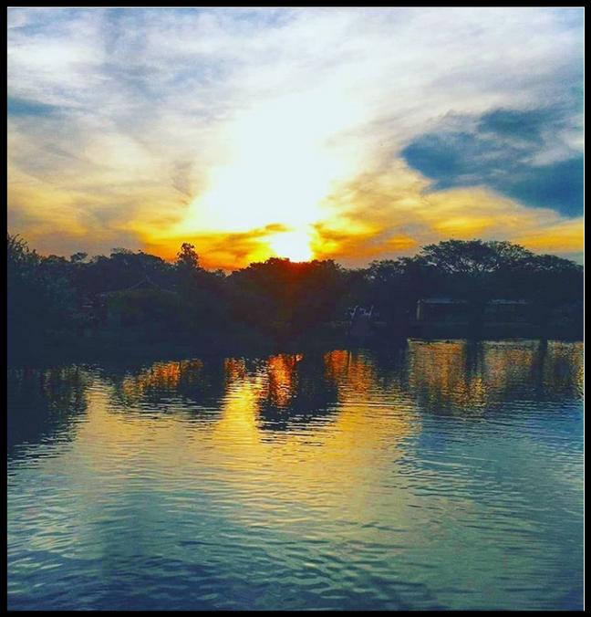 Postagem 8-365: Aquela lagoa