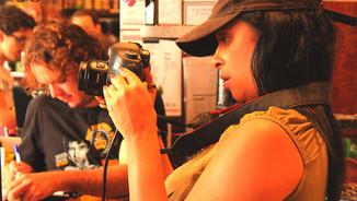 Câmera e Assistente de direção