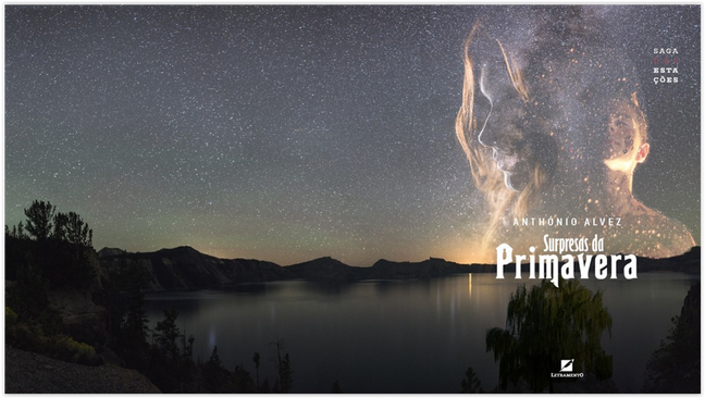 Postagem 4-365: Um artista cheio de estrelas dentro do seu e nosso universo