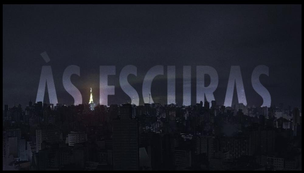 Logo do nosso filmes As escuras atras de um apagão por São Paulo