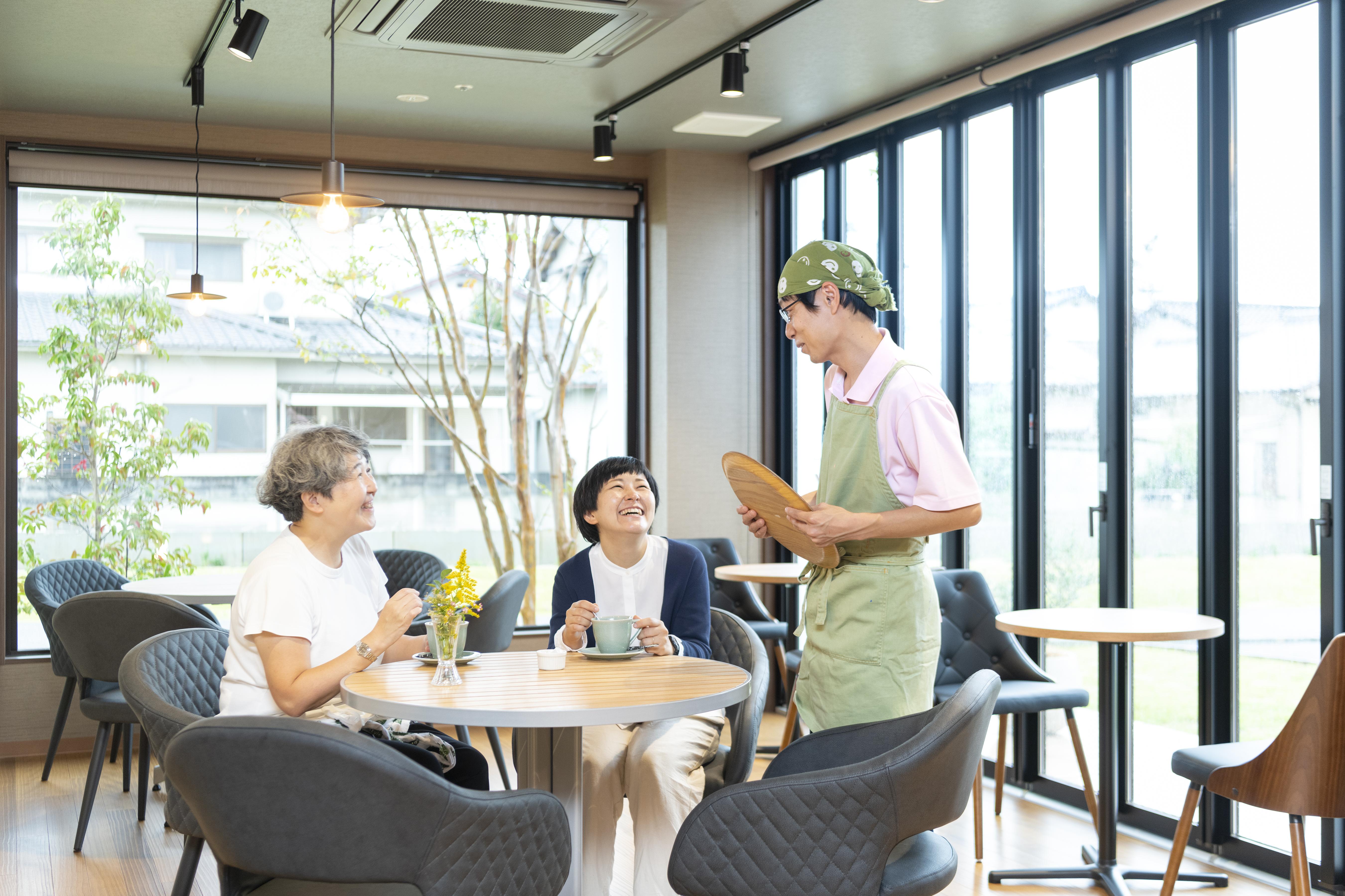 itsumonoカフェ