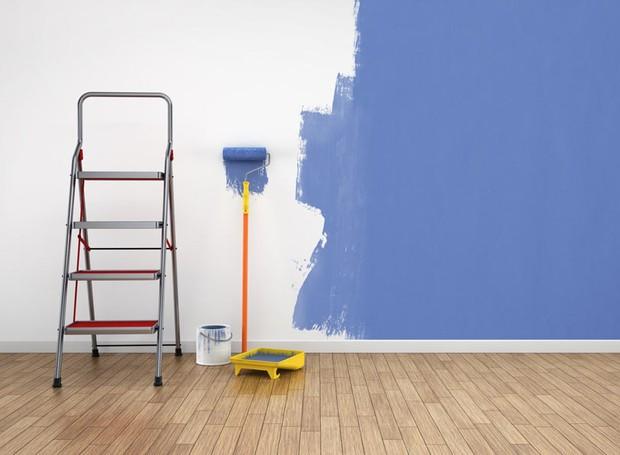 Dicas e truques para pintores de parede