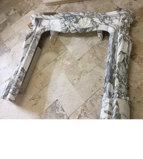 MARBLE FIREPLACE PRESENTATION