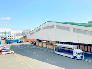 六甲アイランドC1-CFS保税上屋開設のご案内