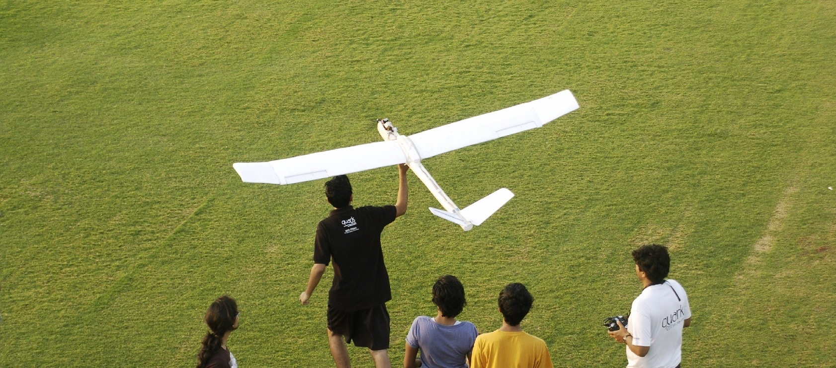 One of our longest wingspan foam aircraft