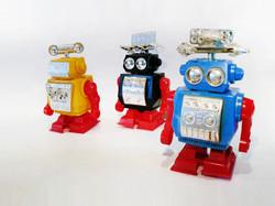 RADAR ROBOTS