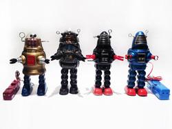 ROBBY ROBOTS
