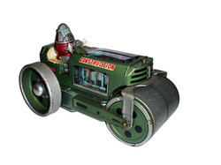 Road Construction Roller (Robby)