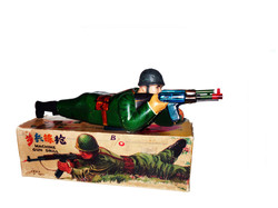 MACHINE GUN DRILL