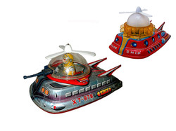HOVER SPACE SHIPS