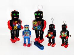 GEAR ROBOTS