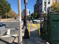Corner traffic & street light 40 drw_oct
