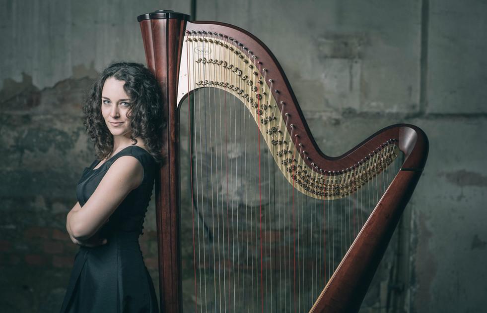 Susanne Gassios Harfe 02