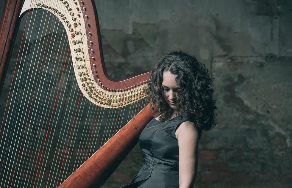 Susanne Gassios Harfe 05