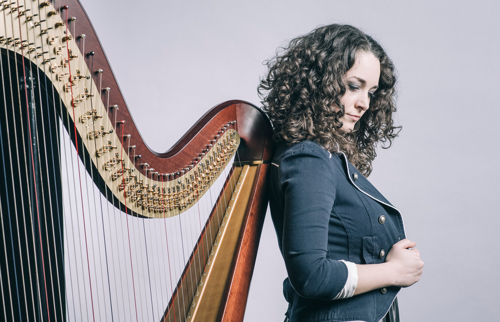 Susanne Gassios Harfe 12