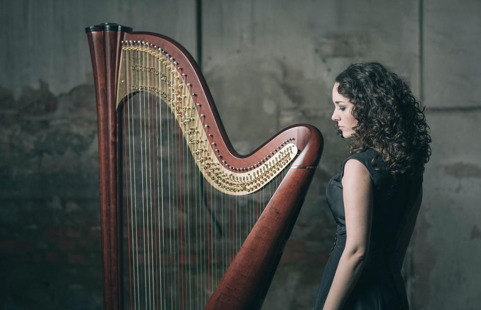 Susanne Gassios Harfe 10