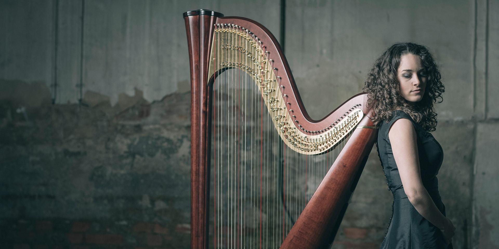 Susanne Gassios Harfe 06