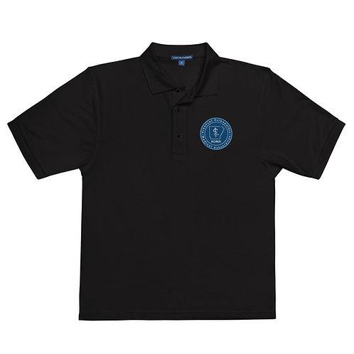 AOMA Men's Premium Polo