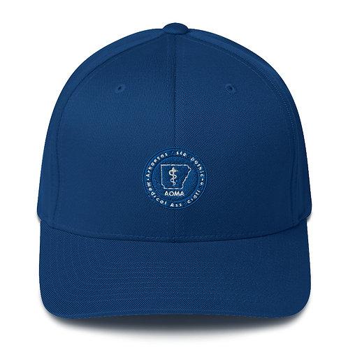 AOMA Structured Twill Cap