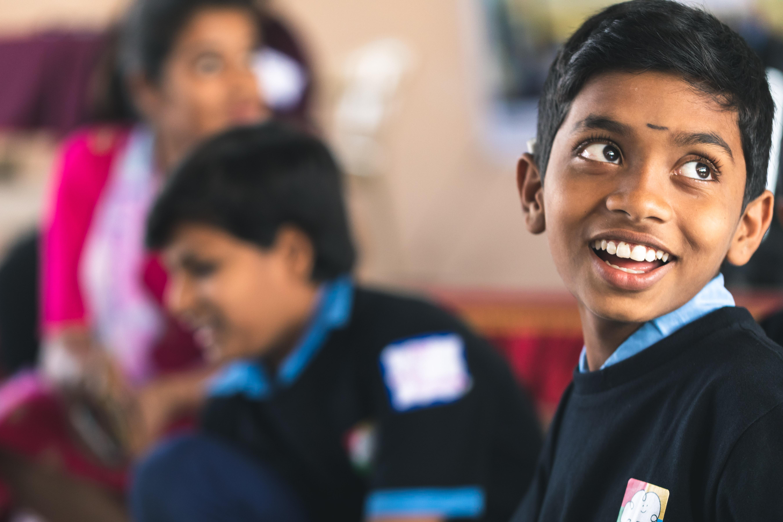 Teach for India, February 2019
