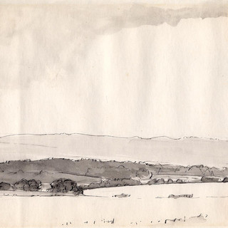 South Downs, Sussex 1967.JPG