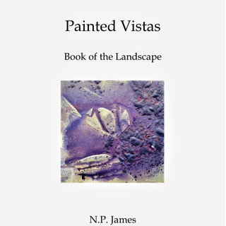 Lanscapes Painted Vistas Book Cover