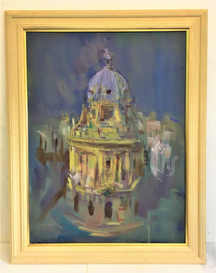 The Radcliffe Camera oil 30x24 in.JPG