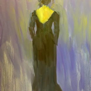 Louise Hurford 2 oil 60x40in