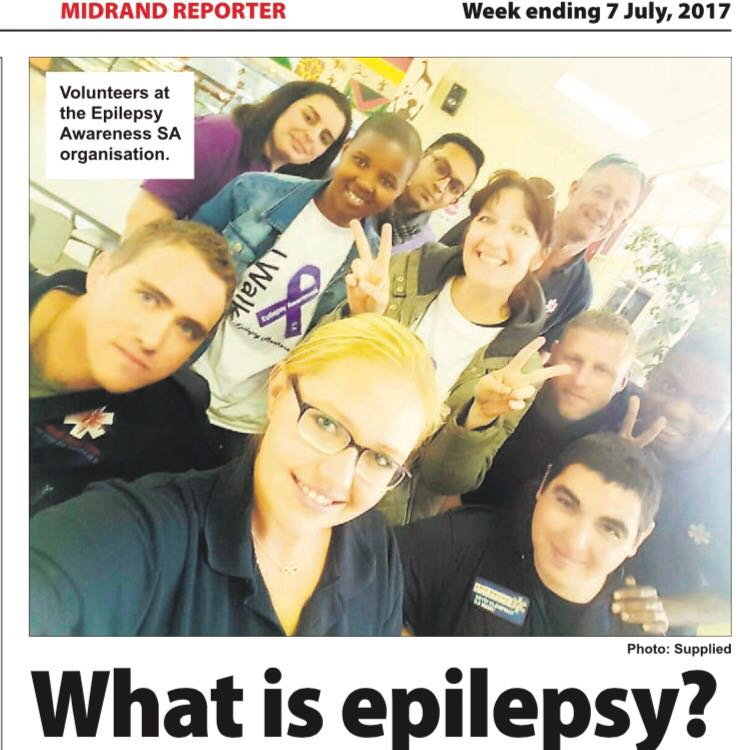What is epilepsy Midrand Reporter