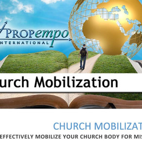 Mobilizing the Church