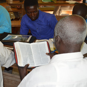 Developing a Theology of Missions