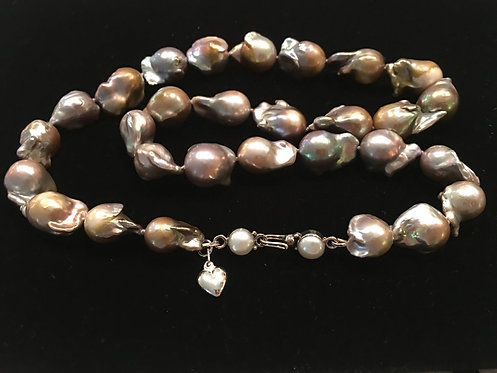 Baroque Pearls, Freshwater