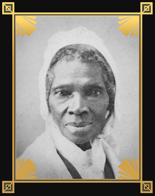 Sojourner Truth carte de visite