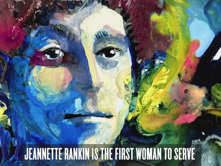 Woman Crush Wednesday: Jeannette Ranking