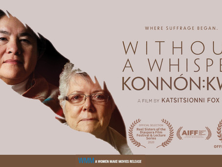 """""""Without a Whisper"""" Film Screening and Panel Discussion on Wednesday, March 17 at 12pm-1:30pm PT"""