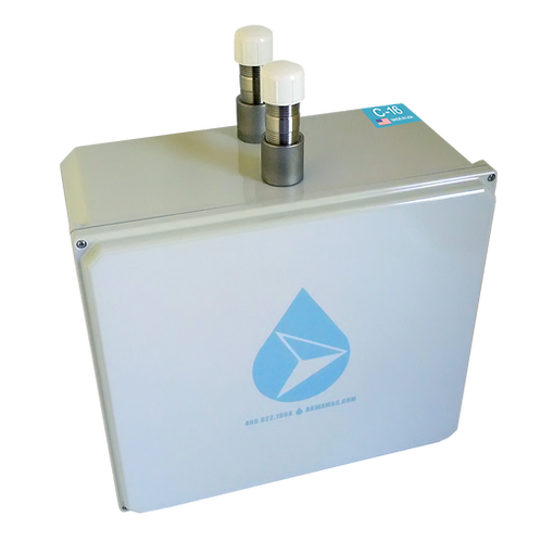 Sustainable Water Softener SpaceSaver C16