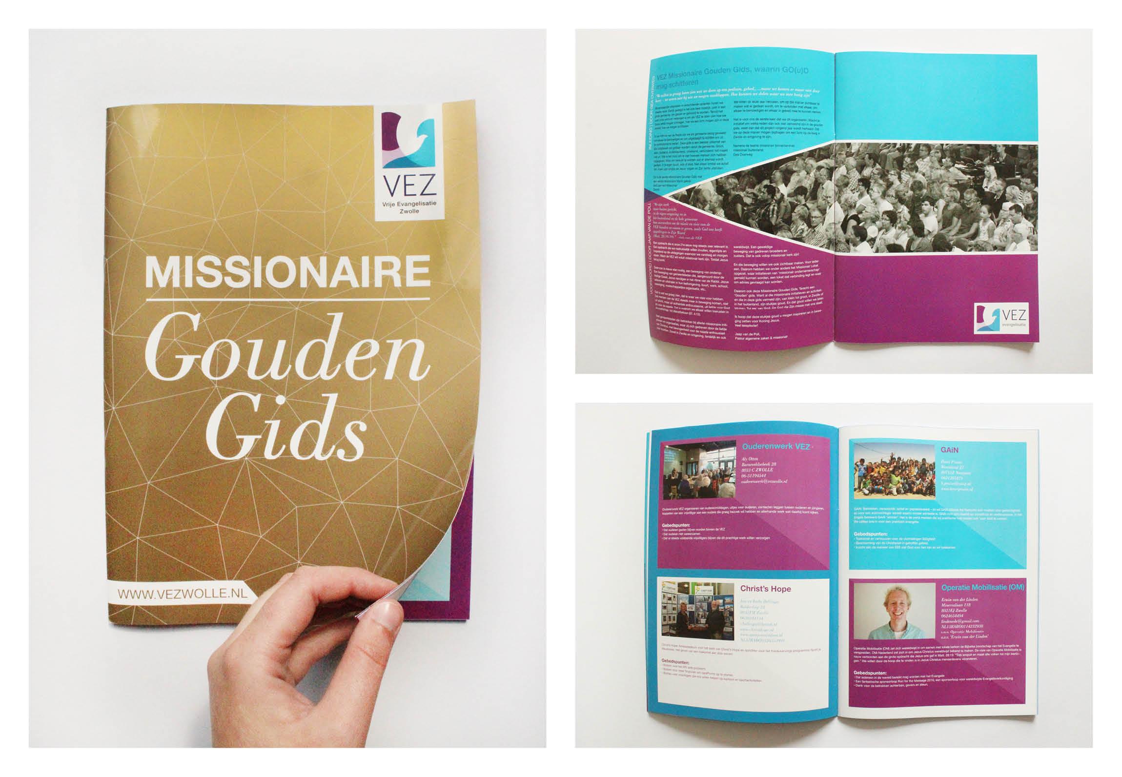 VEZ - Missionaire Gouden Gids