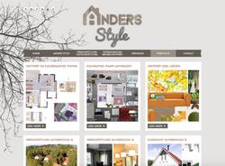 Anders Style - Website